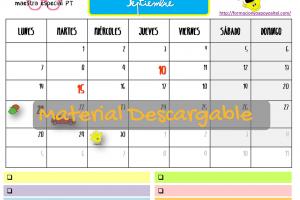 Cronograma escolar